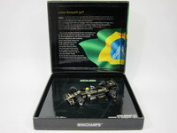 Lotus Renault 97T 1985  MINICHAMPS  540854392  4012138055865  1/43 1