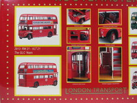 ROUTEMASTER The GLC Years  Sun Star  2913  657440029131  1/24
