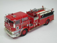 1960 Mack C Pumper,Rescue Hose Co.1 Sleepy Hollow NY  CORGI  US53206  1/50 1