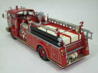 1960 Mack C Pumper,Rescue Hose Co.1 Sleepy Hollow NY  CORGI  US53206  1/50 3