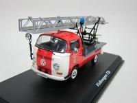VWT2a Feuerwehr mit Drehleiter  Schuco  03.341  4007864033416  1/43 1