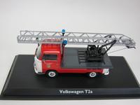VWT2a Feuerwehr mit Drehleiter  Schuco  03.341  4007864033416  1/43 2