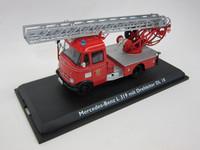 Mercedes-Benz L319 Feuerwehr mit Drehleiter DL18  Schuco  02807  4007864028078  1/43 1