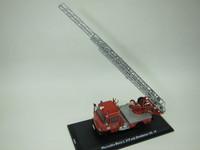 Mercedes-Benz L319 Feuerwehr mit Drehleiter DL18  Schuco  02807  4007864028078  1/43 3