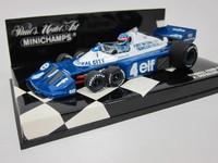 Tyrrell Ford P34  MINICHAMPS  430770104  4012138035638  1/43 1