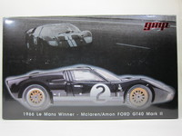 Mclaren/Amon FORD GT40 Mark II  gmp  12071  1/12