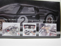 Mclaren/Amon FORD GT40 Mark II  gmp  12071  1/12 2