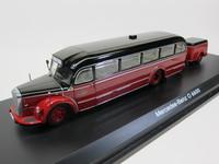 Mercedes-Benz O 6600  Schuco  02742  4007864027422  1/43 1