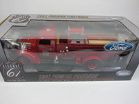 Ford 1941 PUMPER FIRETRUCK  HIGHWAY 61  SKU#50322  804902503221 2