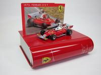 Ferrari 312T #12  Mattel  SF04/75  4895102307821  1/43 1