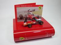 Ferrari 312 F1 #26  Mattel  SF13/68  4895102310562  1/43 1
