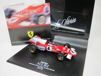 Ferrari 312 B2 F1  Mattel  50217  074299502170  1/43 1
