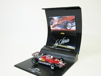 Ferrari 126 C2 F1  Mattel  50218  074299502187  1/43