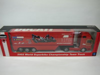 2002 DUCATI Team Truck  New-Ray  4562115642965  1/32
