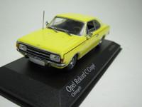 Opel Record Coupe 1966  MINICHAMPS  430046125  4012138050471  1/43 1