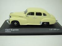 Opel Kapitan 1951-53  MINICHAMPS  430043305  4012138044302  1/43 2