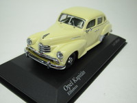 Opel Kapitan 1951-53  MINICHAMPS  430043305  4012138044302  1/43 1