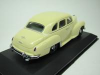 Opel Kapitan 1951-53  MINICHAMPS  430043305  4012138044302  1/43 3