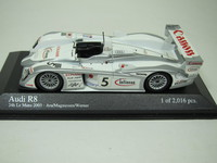 Audi R8 Le Mans 24h 2003  MINICHAMPS  400031305  4012138051065   1/43 2