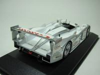 Audi R8 Le Mans 24h 2003  MINICHAMPS  400031305  4012138051065   1/43 3