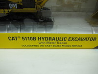 CAT 5110B HYDRAULIC EXCAVATOR  NORSCOT  55098  649869550983 2