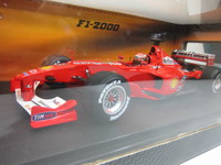 F1 2000 World Champion  MATTEL  26737  074299267376 2