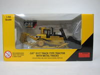 CAT D11T TRACK-TYPE TRACTOR  NORSCOT  55212  649869552123  1/50 1