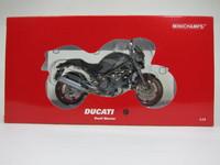 Ducati Monster S4  MINICHAMPS  122120121  4012138043015  1/12 2