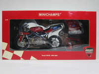 Ducati 998 RS WSB 2003  MINICHAMPS  122031223  4012138049888  1/12 1