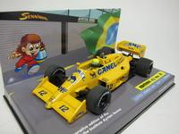 Lotus Renault 99T 1987  MINICHAMPS  540431502   4012138092136  1/43 1