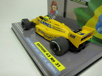 Lotus Renault 99T 1987  MINICHAMPS  540431502   4012138092136  1/43 2
