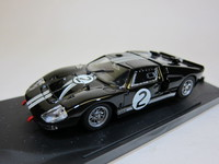 FORD MKII LE MANS 1966 #2  Bang  7081  8011326070815  1/43 1