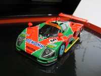 Mazda 787B Winner 24H LeMans  MINICHAMPS  436911655  4012138037069  1/43 2