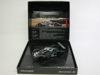 BENTLEY EXP SPEED 8 . 2002  MINICHAMPS  436021308  4012138046986  1/43 1