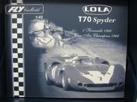 LOLA T70 Spyder  FLY Carmodel  1/43 3