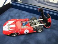 LOLA T70 Spyder  FLY Carmodel  1/43 2