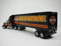 HARLEY-DAVIDSON 18 WHEELS RIG  MATCHBOX  OYM37040  1/58 2