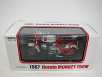 Honda MONKEY Z50M  1967  EBBRO  4526175100025  1/10 3