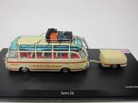Setra S6 Autobus Oberbayern  Schuco  02826  4007864028269  1/43 2