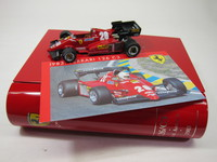Ferrari 126C3 #28 1983  MATTEL  SF08/83  4895102309450  1/43 1