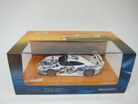1996 Le Mans Porsche GT1-Porsche AG  MINICHAMPS  1/43 3