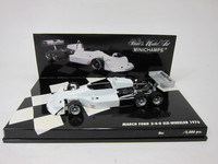 March Ford 2-4-0 Six-Wheeler 1976  MINICHAMPS  436760699  4012138053304  1/43 1