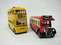 Bristol L6B Weymann Trolleybus  CORGI  45001  032435450013  1/76 3
