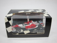 Panasonic Toyota Racing TF105  MINICHAMPS  400050116  4012138064638  1/43 3