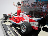 Panasonic Toyota Racing TF105  MINICHAMPS  400050116  4012138064638  1/43 2