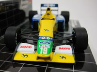 Benetton Ford B191 M.Schumacher 1991  MINICHAMPS  400910119  4012138052796  1/43 2