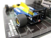 Benetton Ford B191 M.Schumacher 1991  MINICHAMPS  400910119  4012138052796  1/43 3