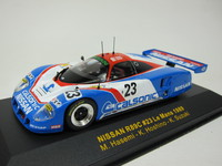 Nissan R89C #23 LM89  ixo  LMC060  4895102304745  1/43 2