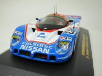 Nissan R89C #23 LM89  ixo  LMC060  4895102304745  1/43 1