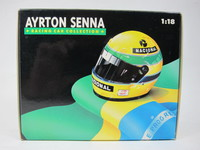 Kart A.Senna  MINICHAMPS  540091800  4012138023284  1/18 6